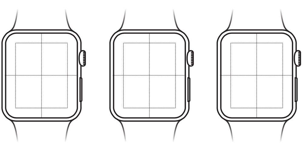 精品App Watch模板+UI组件免费下载Watch Doodlers