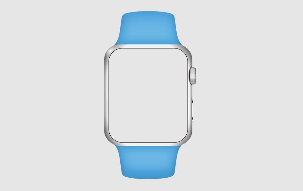 精品App Watch模板+UI组件免费下载8
