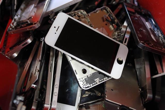 寿终正寝的iPhone们都来这儿了:安保超严密