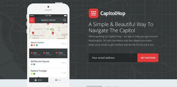 Capitol-Hop-Landing-Page