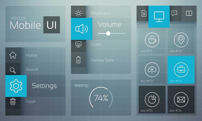 1. ui/用户界面设计图片
