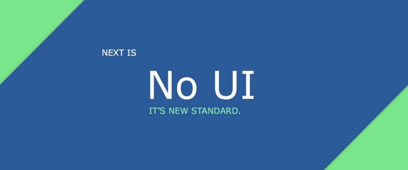 """""""无 UI""""开始流行,设计师是不是要失业了?"""