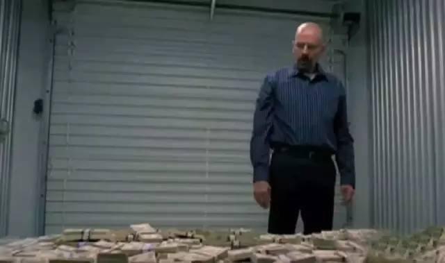 这老爷子靠着印假钞,居然印出自己一份事业……