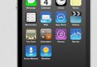 完全用CSS3渲染出的iPhone 4
