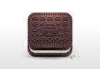 饼干iOS风格图标