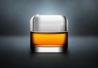玻璃杯APP图标设计