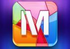 彩色玻璃质感App图标设计