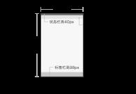 iPhone的设计尺寸