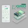强烈推荐:12Grid 智能手机APP栅格系统
