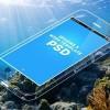 高斯模糊半透明质感的手机UI设计作品欣赏