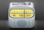 教你使用AI+PS制作收音机ICON