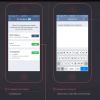 手机UI原型框架指示图PSD模板下载
