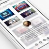App界面中的透明元素设计