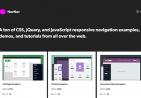 NavNav:专注收集Web与APP导航的网站