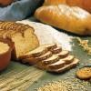 扔面包屑和烤面包片