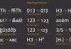 超全面的UI界面字体选取与使用指南