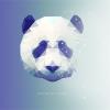 使用Photoshop绘制低多边形星空效果熊猫头像