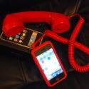 YUBZ复古电话听筒 防辐射 iPhone苹果手机配件耳机 潮