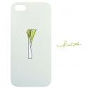 viken plan iphone5/5s手机壳苹果5/5s手机壳 保护壳 创意图案 葱