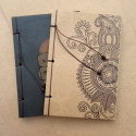 花非花复古手工线装本文具本子 仿古速写笔记事日记本 中国风古风