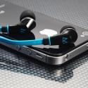 玛雅M13电脑音乐耳机 mp345游戏运动入耳式耳塞重低音 面条线潮