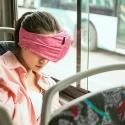 ROLLPARK眼罩枕旅行睡眠头套眼罩飞机枕靠枕汽车头枕