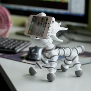 咔咔小马可调节创意懒人手机支架