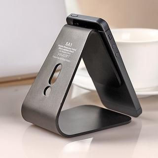 创意微吸手机平板电脑铝支架底座