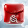 拳击手套图标设计